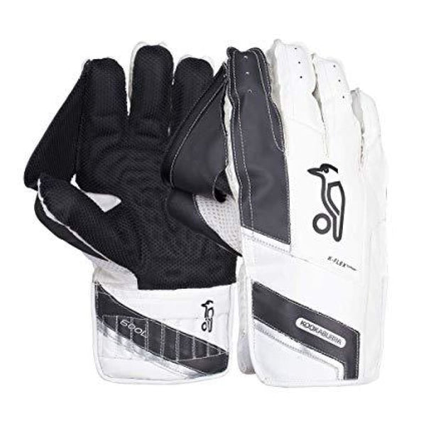 Kookaburra 600 Long Cut Wicket Keeping Glove - GLOVE - WICKET KEEPING