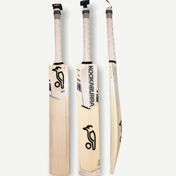 Kookaburra Ghost 6.3 Cricket Bat English Willow - Short Handle - BATS - MENS ENGLISH WILLOW