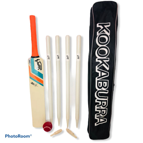 Kookaburra Ian Bell Cricket Set - Size 5 - BATS - CRICKET SETS