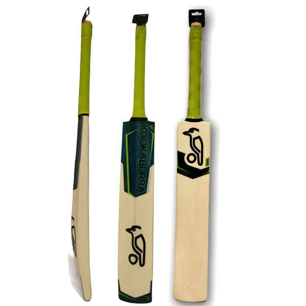 Kookaburra Kahuna Orgin Cricket Bat Minor Damage Final Sale - Short Handle - BATS - MENS KASHMIR WILLOW