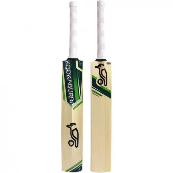 Kookaburra Kahuna Prodigy 100 Cricket Bat Kashmir Willow - 8-9 Years Old Size 3 - BATS - YOUTHS KASHMIR WILLOW