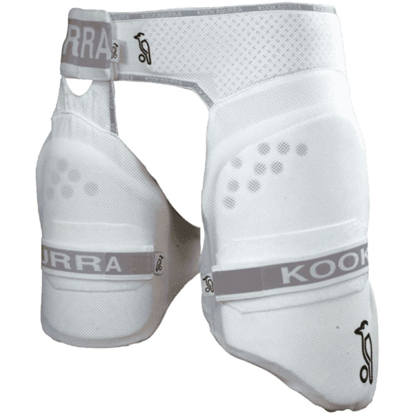 Kookaburra Players Pro Guard Combo Thigh Pad - BODY PROTECTORS - THIGH GUARD