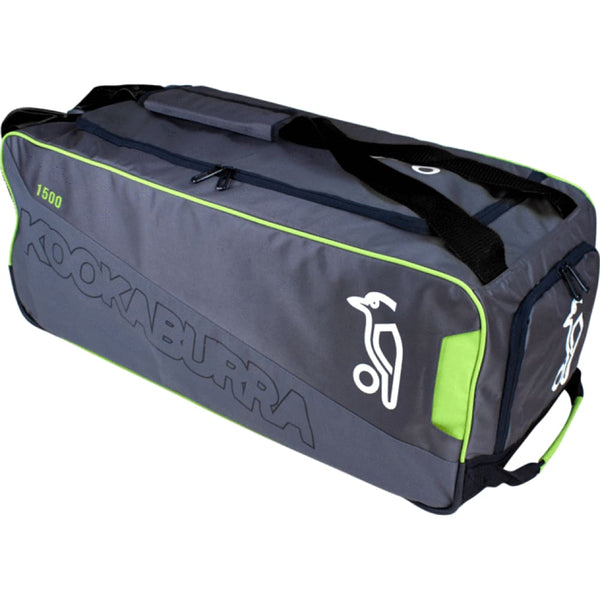 Kookaburra Pro 1500 Wheelie Cricket Kit Bag - BAG - PERSONAL