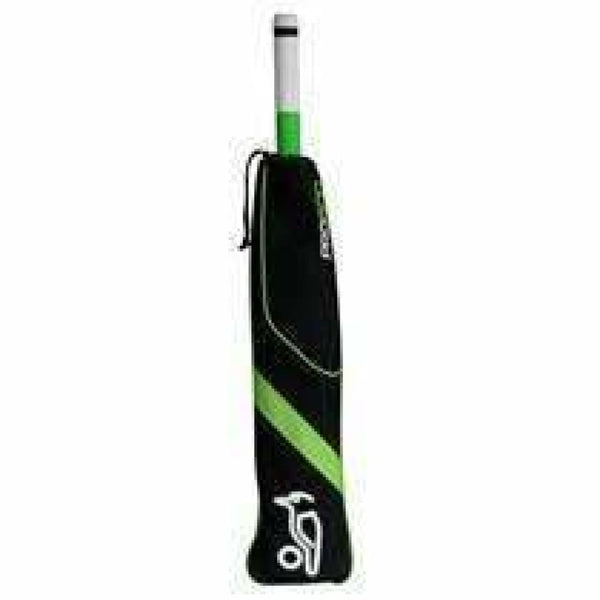 Kookaburra Pro 600 Bat Cover Black/Lime/White - BAG - BAT COVER