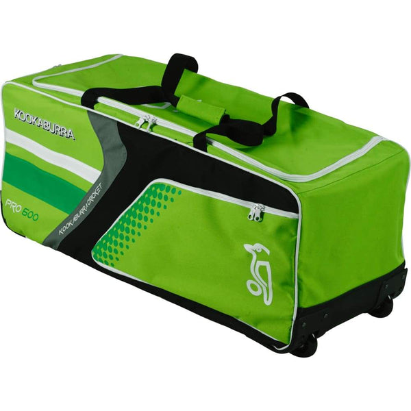 Kookaburra Pro 600 Wheelie Cricket Bag - BAG - PERSONAL
