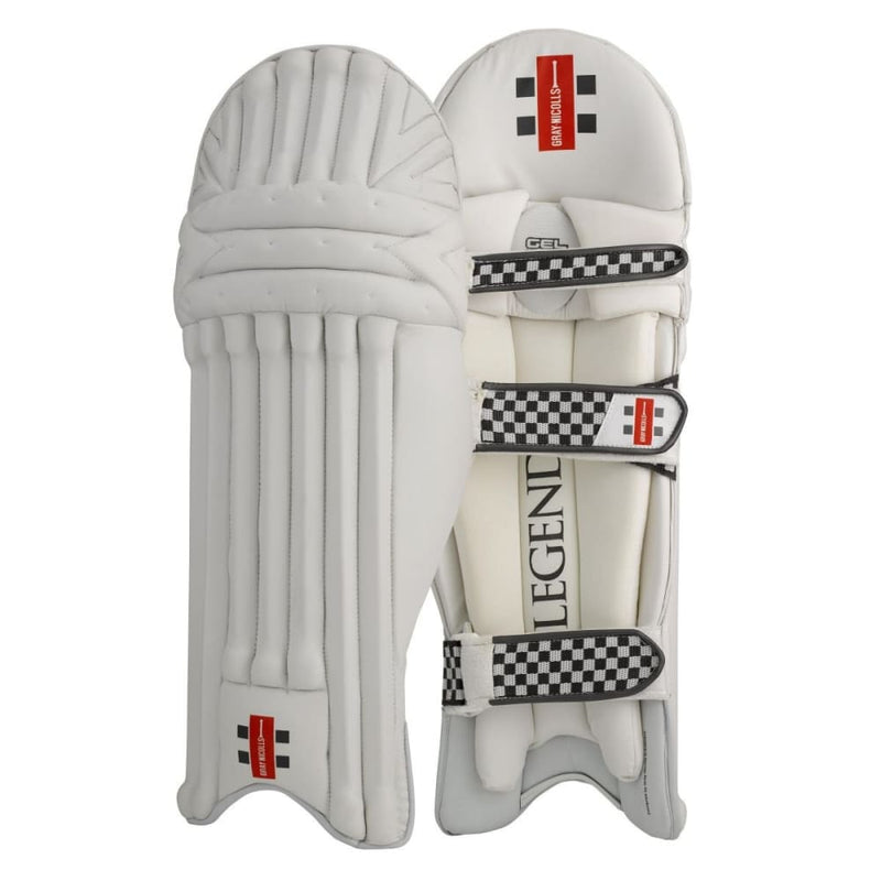 Legend Cricket Batting Pads Gray Nicolls - PADS - BATTING