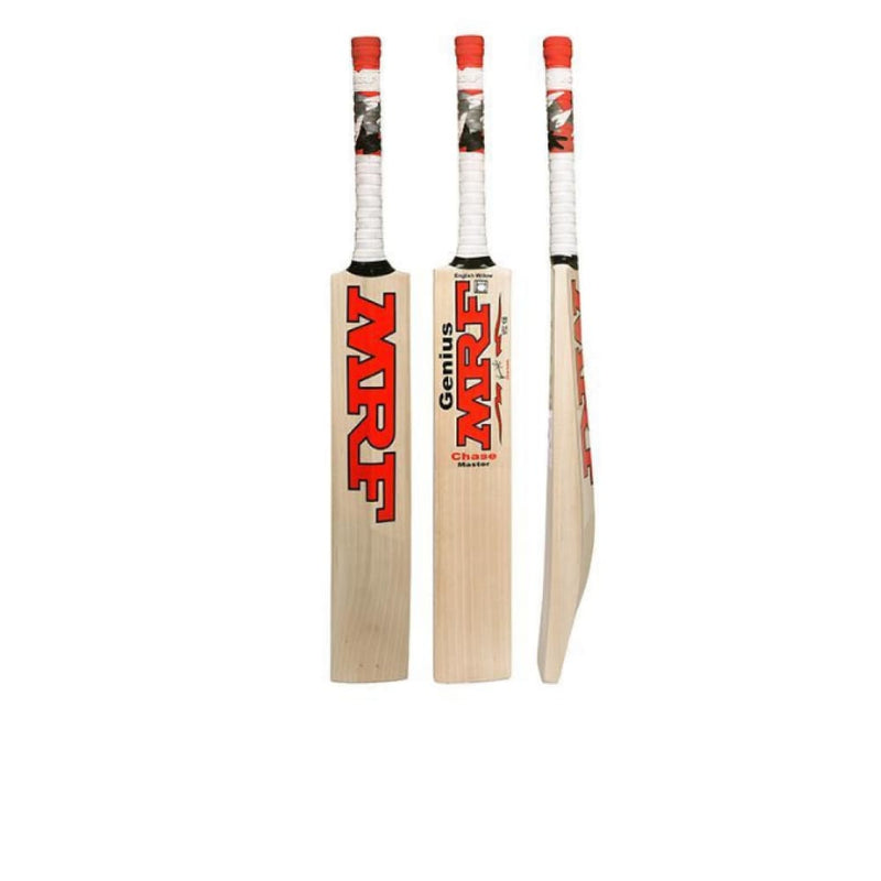 MRF Genius Chase Master Cricket Bat Short Handle - Short Handle - BATS - MENS ENGLISH WILLOW