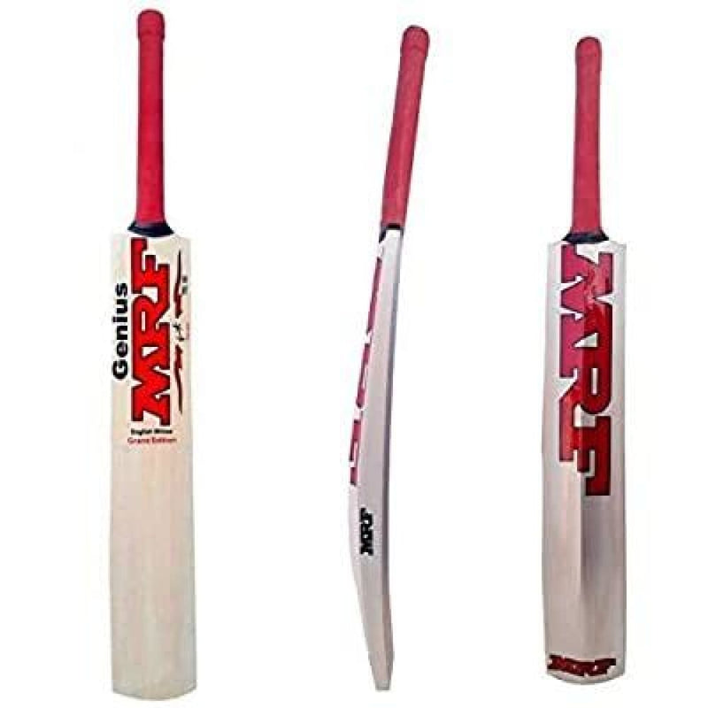 MRF Genius Grand Edition 2.0 Junior Cricket Bat - BATS - YOUTH ENGLISH WILLOW