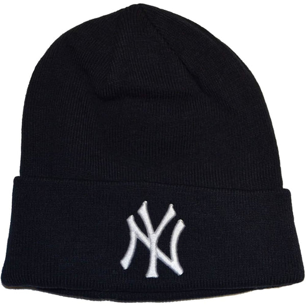 New York Yankees Navy Beanie Hat 47 Brand Official - CLOTHING - HEADWEAR