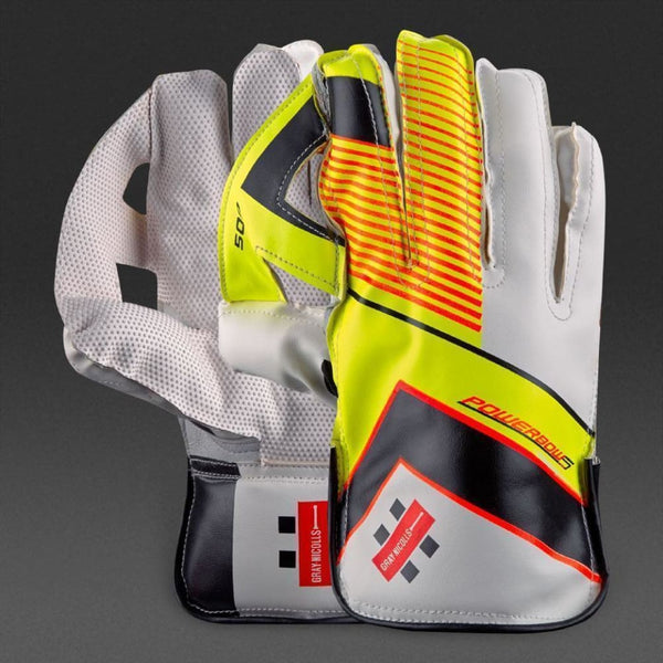 Powerbow 5 300 Gloves Wicket Keeping Gray Nicolls - GLOVE - WICKET KEEPING