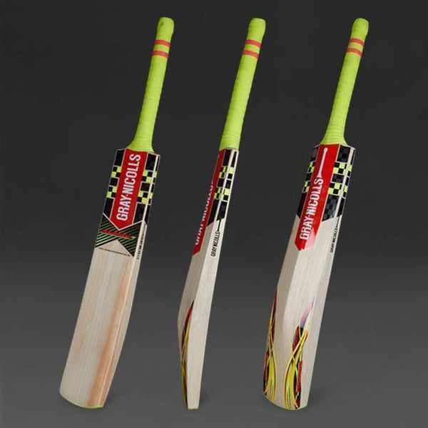 Powerbow 5 4 Star PP Cricket Bat Gray Nicolls - BATS - MENS ENGLISH WILLOW
