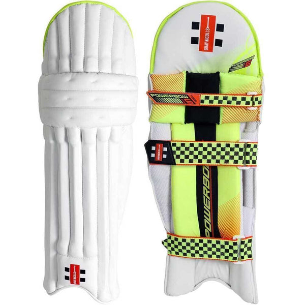 Powerbow V5 400 Batting Pads Gray Nicolls - PADS - BATTING
