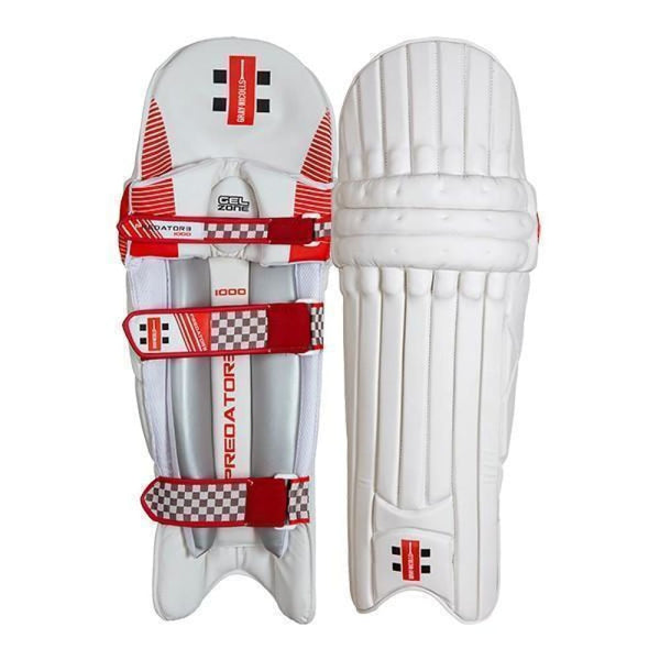 Predator3 1000 Batting Pads Gray Nicolls - PADS - BATTING