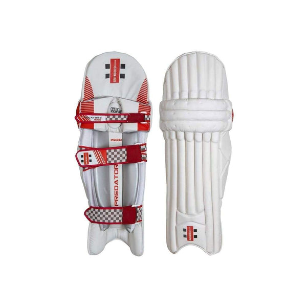 Predator3 1500 Batting Pads Gray Nicolls - PADS - BATTING