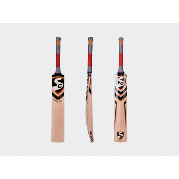SG Cobra Gold Cricket Bat Kashmir Willow Men Short Handle - BATS - MENS KASHMIR WILLOW
