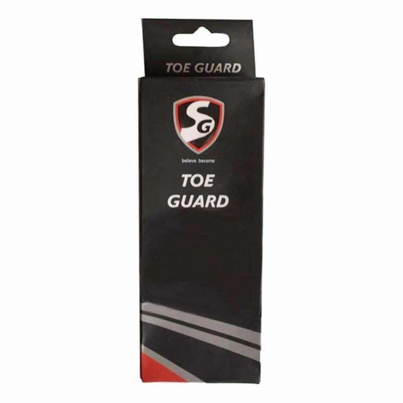 SG Cricket Bat Toe Guard Protector Kit Prevents Damage to Toe - Bat Repair Kit