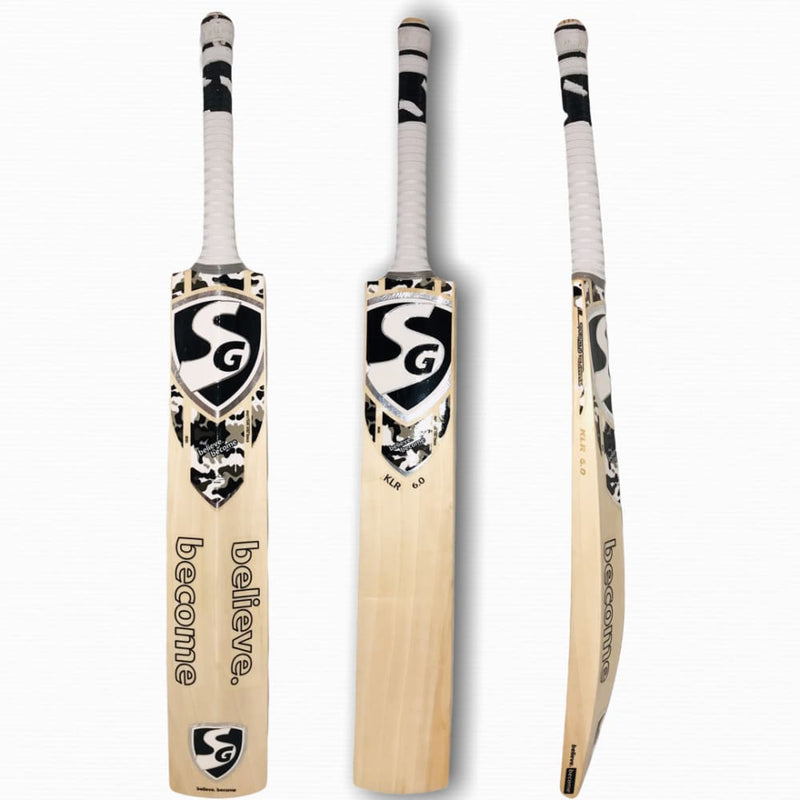 SG KL Rahul 6.0 Cricket Bat English Willow - Short Handle - BATS - MENS ENGLISH WILLOW
