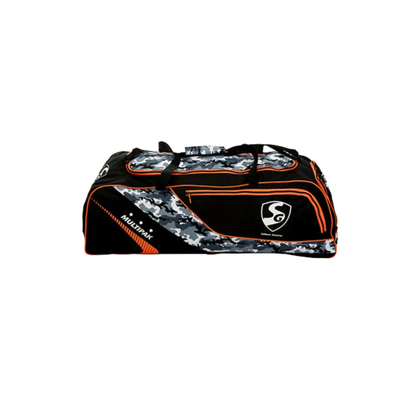 SG Multipak Cricket Kit Bag With Shoe Compartment - BAG - PERSONAL