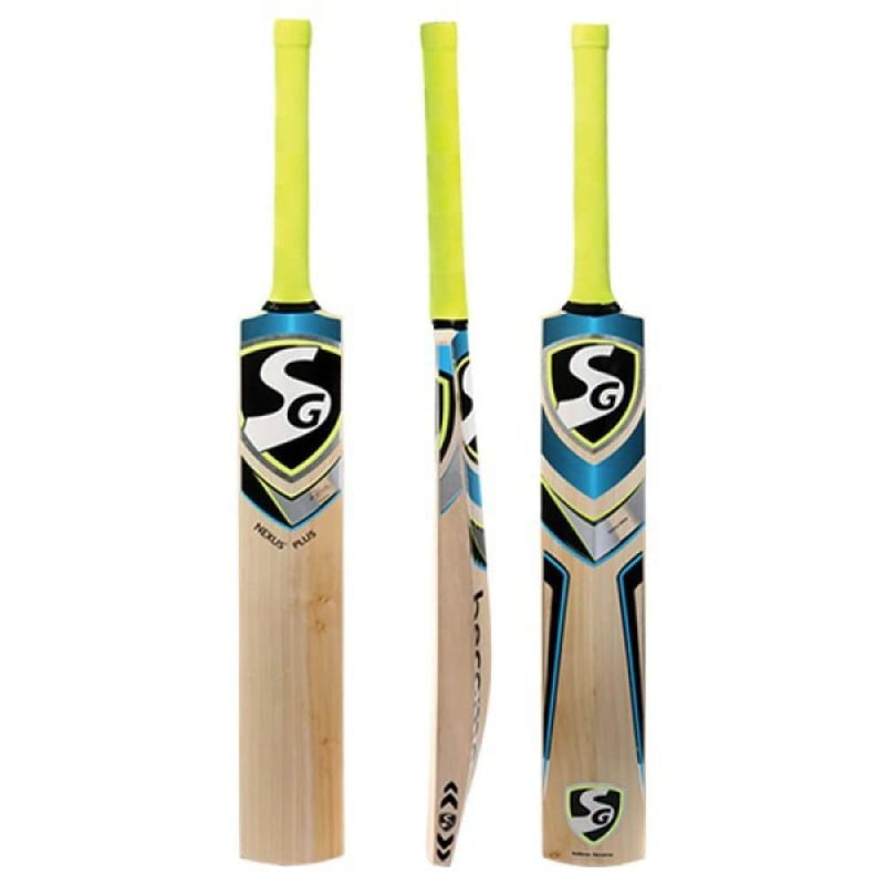 SG Nexus Plus Cricket Bat Kashmir Willow Youth - BATS - YOUTHS KASHMIR WILLOW
