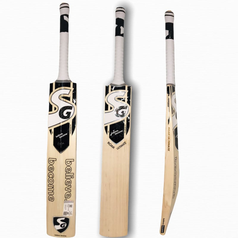 SG Roar Ultimate Cricket Bat Finest Willow Attacking Mode - Short Handle - BATS - MENS ENGLISH WILLOW