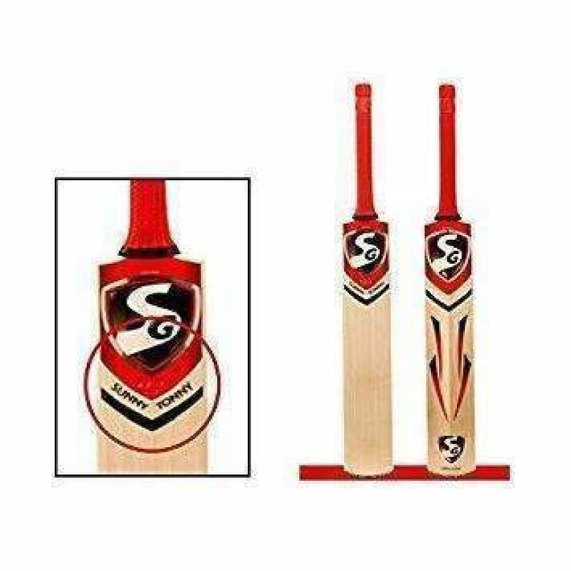 SG Sunny Tonny Cricket Bat English Willow Youth - BATS - YOUTH ENGLISH WILLOW