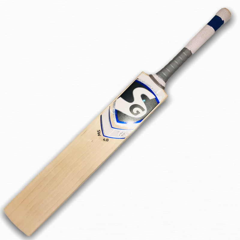 SG SW Shane Watson 6.0 Cricket Bat - Short Handle - BATS - MENS ENGLISH WILLOW