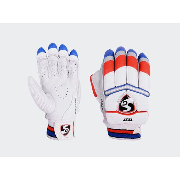 SG Test Cricket Batting Gloves - GLOVE - BATTING