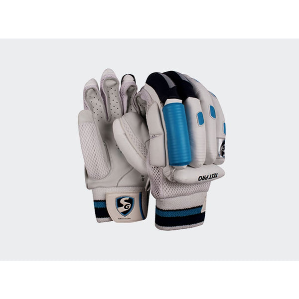 SG Test Pro Cricket Batting Gloves - GLOVE - BATTING