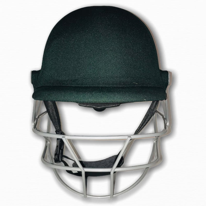 Shrey Classic Steel Cricket Helmet Green - Medium / Green - HELMETS & HEADGEAR