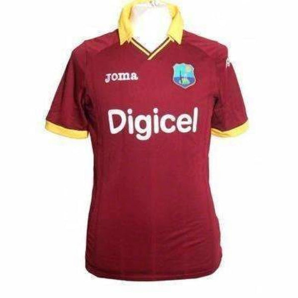 Slazenger CWC 07 1-Day West Indies Shirt - CLOTHING - SHIRT