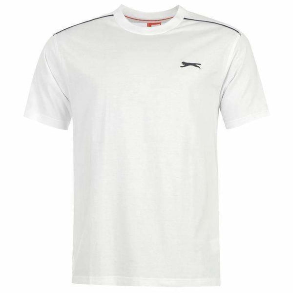 Slazenger Pro T-Shirt White - CLOTHING - SHIRT