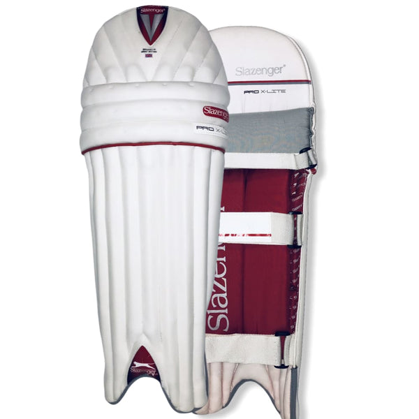 Slazenger Pro Xlite Cricket Pads Batting Legguards - Men RH - PADS - BATTING