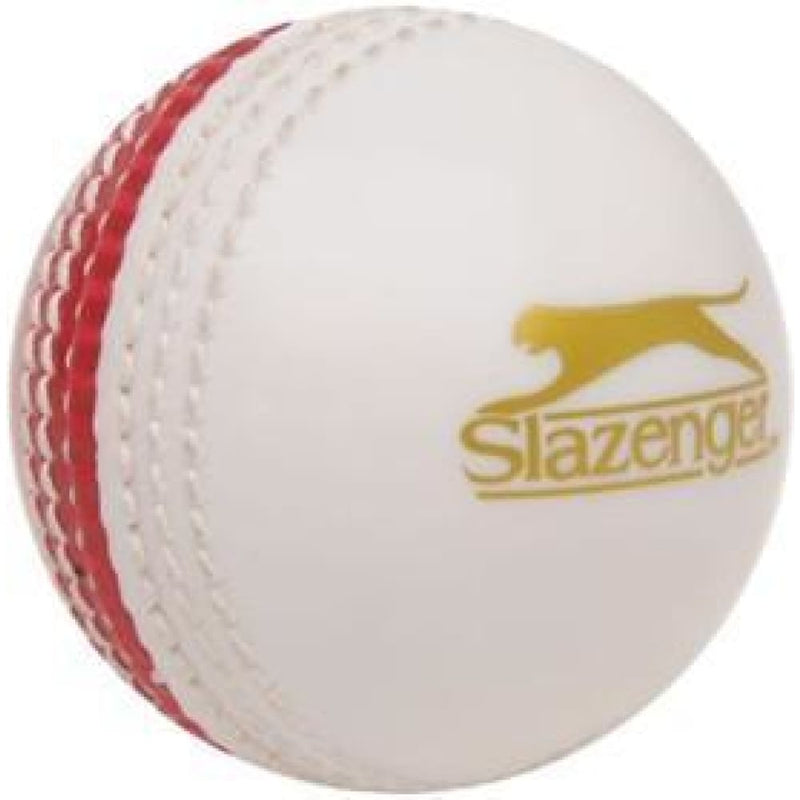 Slazenger Training Cricket Ball Developing Swing Seam and Spin Bowling - BALL - TRAINING SENIOR