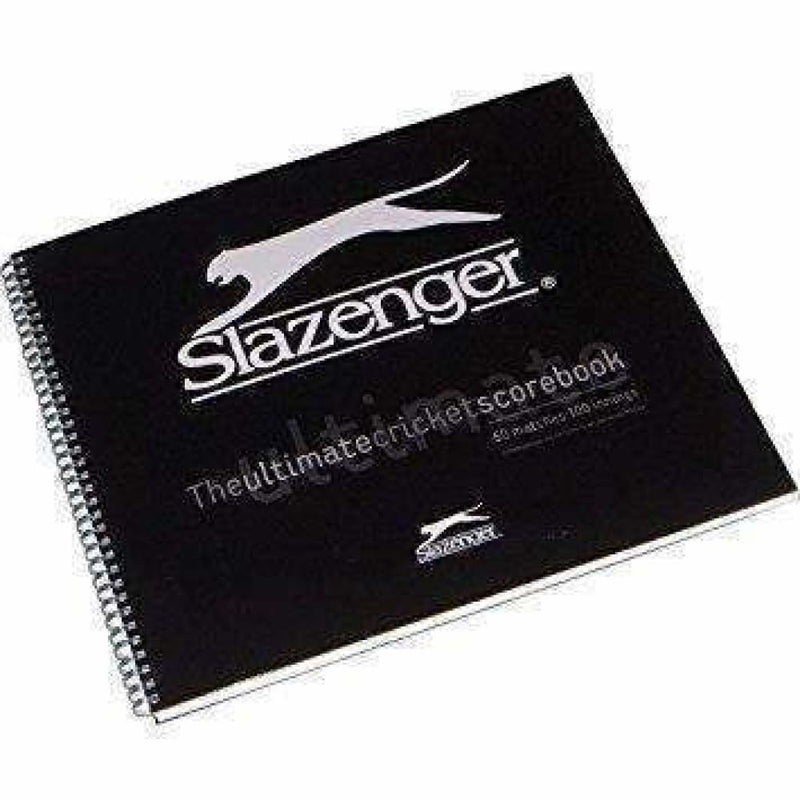 Slazenger Ultimate Spiral Score Book - SCORE BOOKS