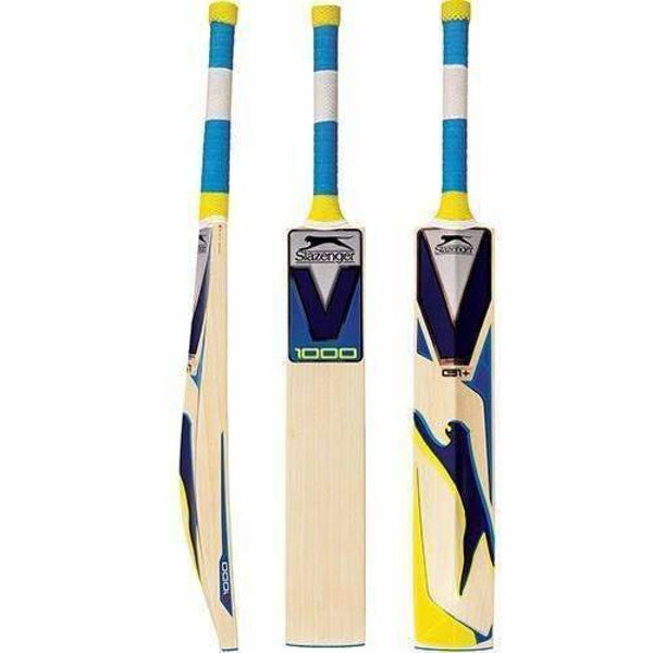 Slazenger V1000 G1+ Cricket Bat - BATS - MENS ENGLISH WILLOW