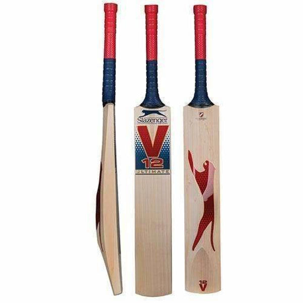Slazenger V12 Ultimate 5 Star Cricket Bat - BATS - MENS ENGLISH WILLOW