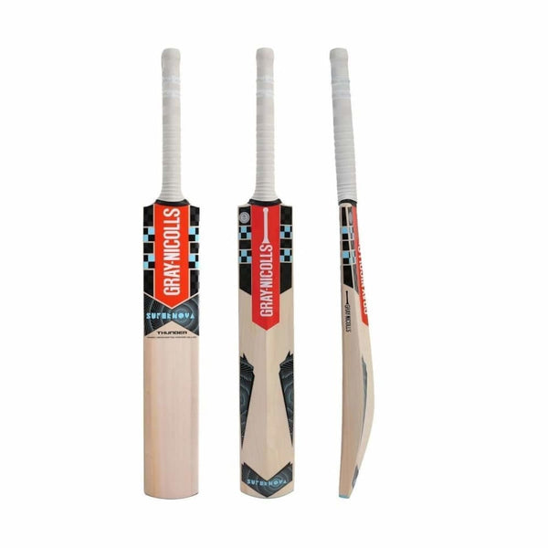 Supernova Thunder Cricket Bat Gray Nicolls - BATS - YOUTHS KASHMIR WILLOW