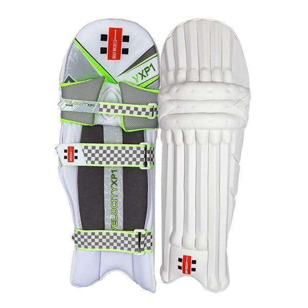 Velocity XP 1 550 Batting Pad Gray Nicolls - PADS - BATTING