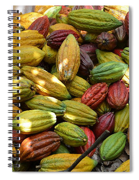 A - Spiral Notebook - justchocolate