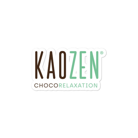 Stickers Kaozen ChocoRelaxation - justchocolate