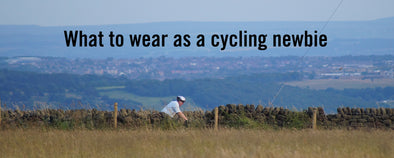 What to wear as a cycling newbie