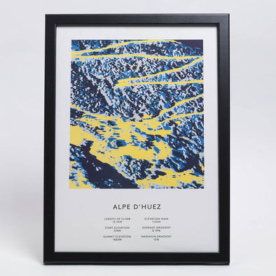 Stylish Cycling Prints - Art Spin Shed Coborn