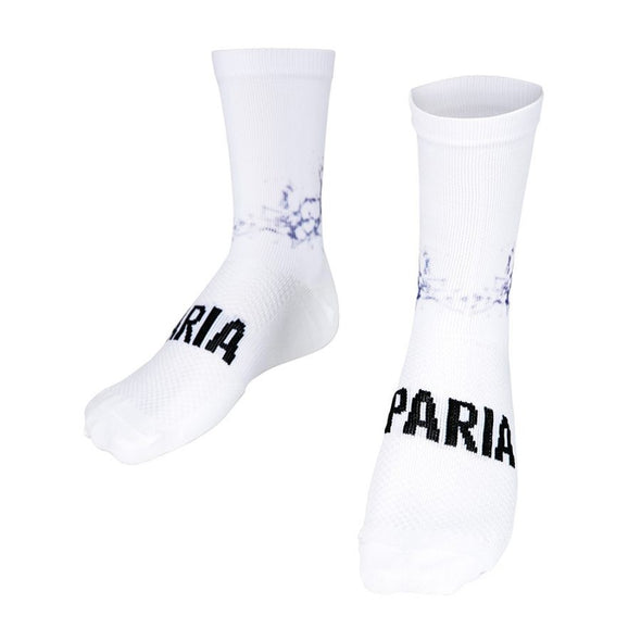 Stylish Cycling Clothing - Socks Spin Shed Paria