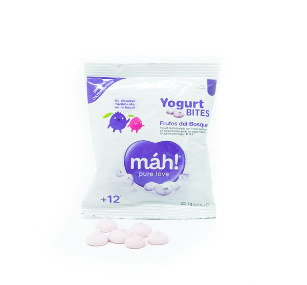 yogurt natural para ninos
