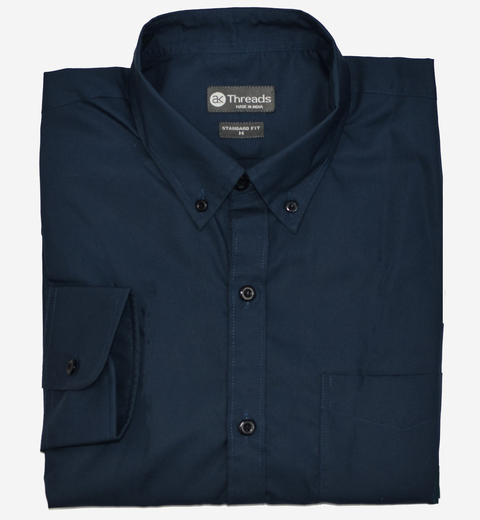 Poplin Long Sleeve Shirt