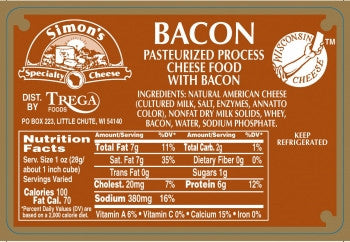 Bacon Cheese (process)