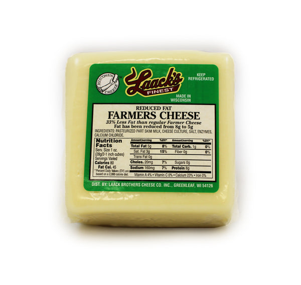 Reduced Fat Farmers Cheese