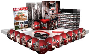 Tapout XT Workout Special 15 DVD with Resistance Band