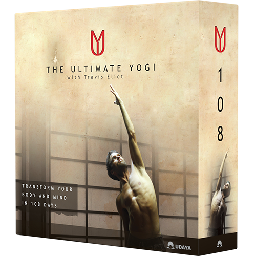 The Ultimate YOGI with Travis Eliot 12 DVD