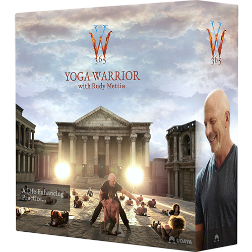 Yoga Warrior 365 with Rudy Mettia Complete 14 DVD